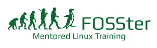 Mentored Linux Training by FOSSter